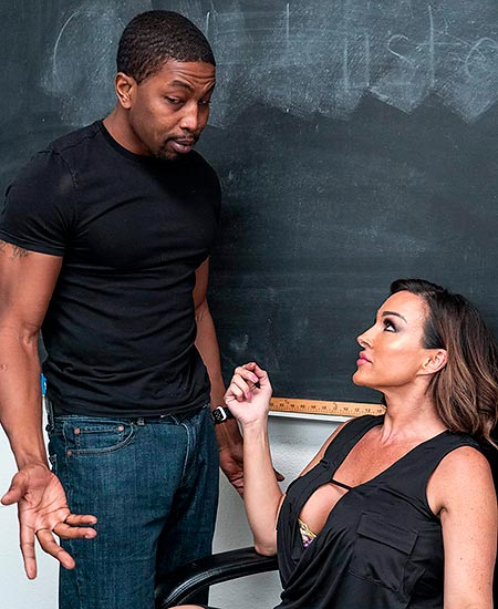 Isiah Maxwell's teacher is hot for him and gets him into trouble